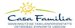 Logo Casa Familia Usedom